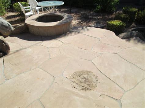 how to clean flagstone how to clean flagstone patio icamblog