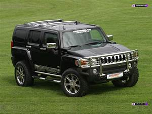 Black Hummer H3 Wallpaper - image #127