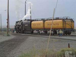 Union Pacific Railroad Challenger 4-6-6-4 3985 - Barraclou.com