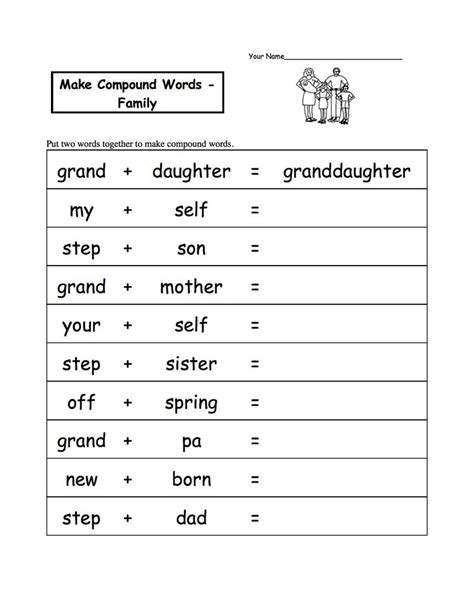 worksheets ks1 free printable compound words printable shelter worksheets