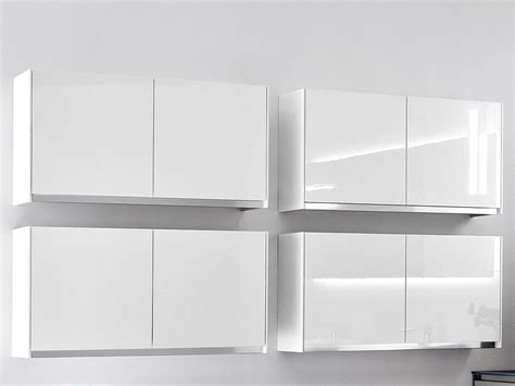 rangement haut cuisine 5 zero élément mural avec rangement by arblu