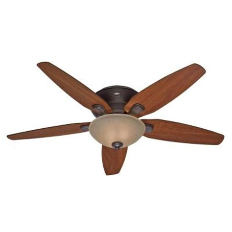 hunter vancouver 52 in new bronze ceiling fan 21321 the