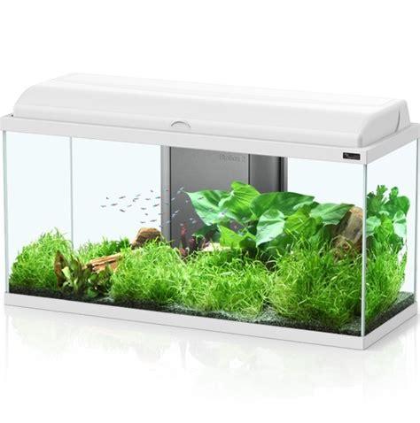 aquarium aquatlantis aquadream 80 tout 233 quip 233 90 l coloris noir ou blanc avec ou sans meuble