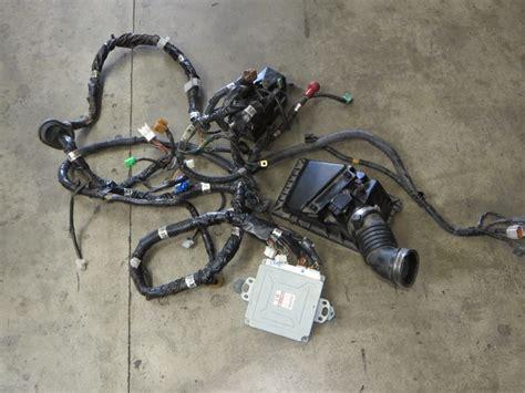 Subaru Engine Wiring Harnes by Jdm Ej20 Turbo Subaru Impreza Wrx Engine Automatic