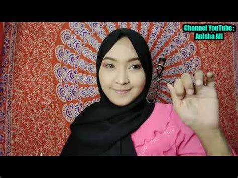 Nah, kalau kamu, biasanya pakai yang mana, ladies, eyexpert eyebrow pencil atau eyexpert eyebrow kit? TUTORIAL EYE MAKE UP FOR THE NEW NORMAL || Anisha Ali One ...