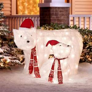 3 Ft Lighted Snowman 30 Best Indoor Outdoor Christmas Decorations Ornaments