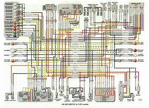 Hm 3680  Suzuki Gsx 750 F Wiring Diagram Download Diagram