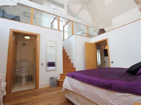 bloomsbury apartment rental master bedroom mezzanine