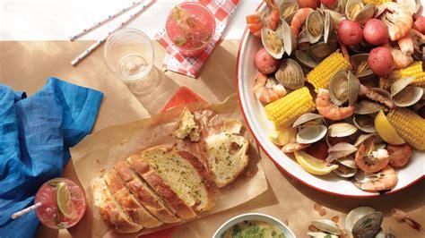pot clam bake