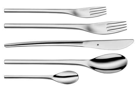 wmf nordic stainless steel flatware set  piece cutlery