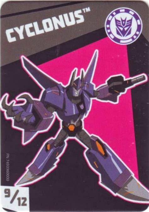 transformers bio card  rid tiny titans