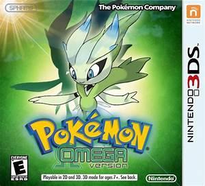 pokemon omega version cover