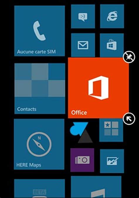 taille icone bureau windows phone modifier la taille des icônes