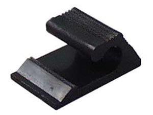 Black Rg59 Horizontal Siding Clip, Pack Of 100