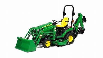 Deere Tractors John Utility Tractor Compact Lawn