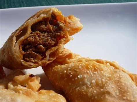 empanada de carne une recette sud am 233 ricaine cuisine