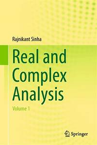 Real And Complex Analysis  Ebook  In 2019