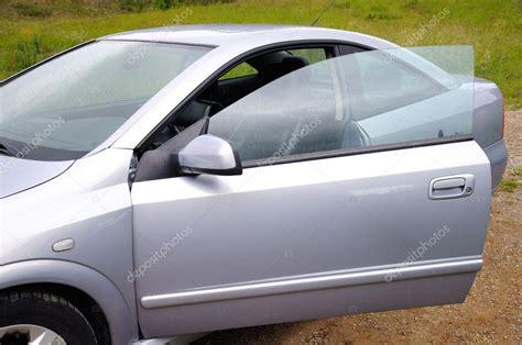 Open The Front Door Of A Car