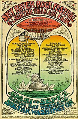 Sky River Rock Festival and Lighter Than Air Fair opens a ...