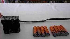 Make A 12v Battery Pack For Led Strip Lighting