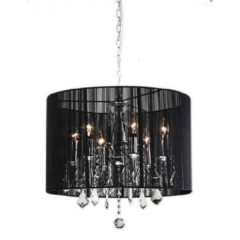 Chandeliers For Less by String Fabric Chandelier Look 4 Less