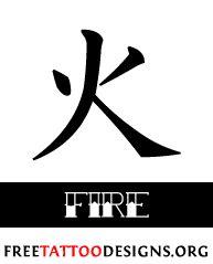 japanese tattoo symbols kanji tattoos  tattoo