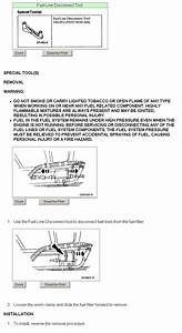 Where Is The Fuel Filter Located On A 2001 Ford Expedition