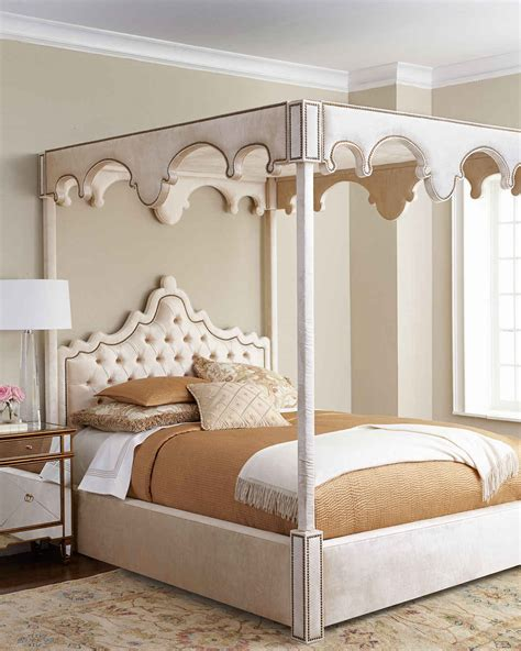 decorating a canopy bed fascinating four poster beds we pick out 3 of our online faves