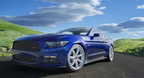 Saleen Rolls Out First White Label 302 Mustangs