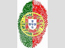 Portugal Flag Fingerprint · Free image on Pixabay