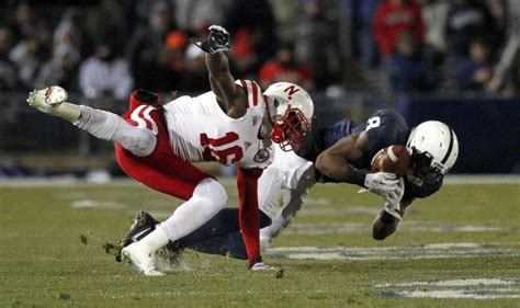 PENN STATE – FOOTBALL 2013 – Allen Robinson #8 of the Penn ...