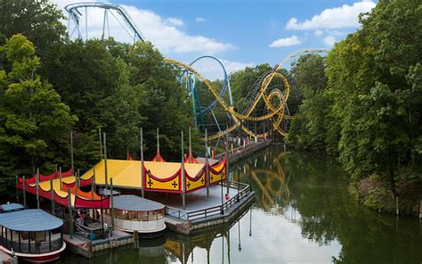 busch gardens new ride every new ride coming to amusement parks in 2017 travel