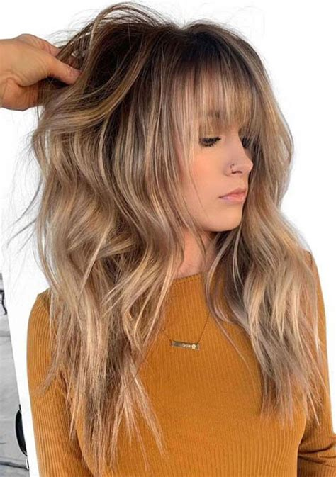 Bangs Hairstyles For Hair by Hairstyles With Bangs For New View Hairstyles And