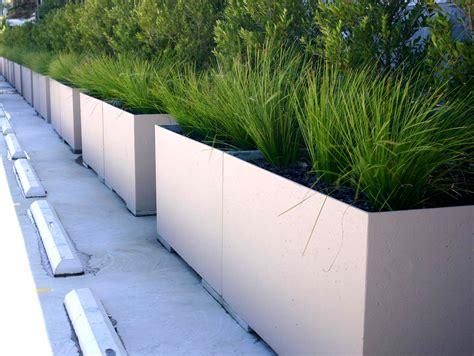 planter concrete lightweight concrete planters from mascot precast grc product ods