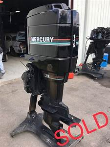 Mercury 115 2 Stroke Outboard Manual