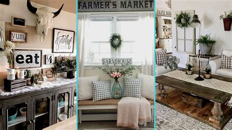 diy rustic farmhouse style chic summer home decor ideas