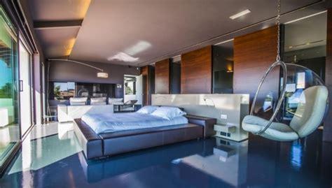 revêtement de sol chambre à coucher chambre à coucher contemporaine 55 designs élégants