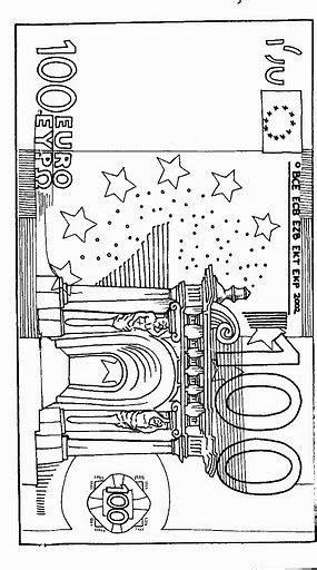 Kleurplaat Briefgeld briefgeld kleurplaat matek