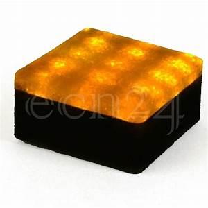 Pavé Lumineux Led : pav lumineux led 12 v de 10 x 10 cm ~ Edinachiropracticcenter.com Idées de Décoration