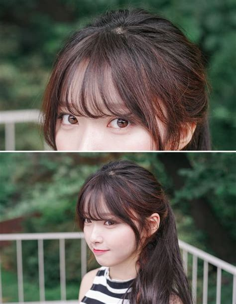 image result  bangs korean short hair styles