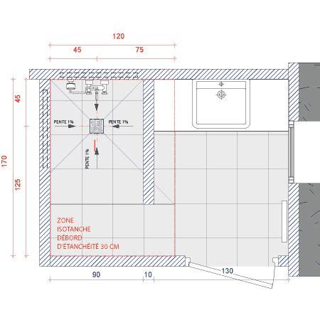 groupe aspiration cuisine impressionnant salle de bain norme handicape 9
