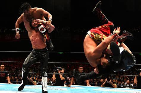 kenny omega  japan pro wrestling