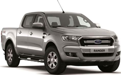 precios versiones  especificaciones de la ford ranger