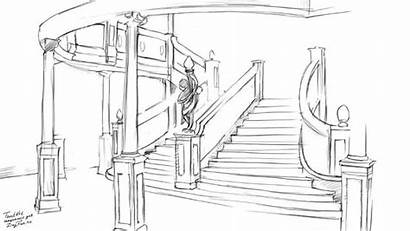 Draw Staircase Step Stairs Shading Arcmel Hatch