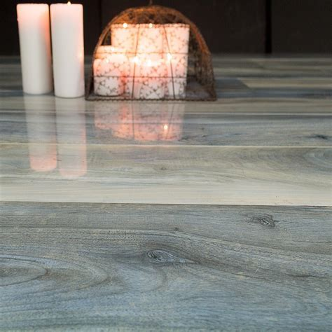 Brazilian Tiger Blue Polished 8x48 Porcelain Tile
