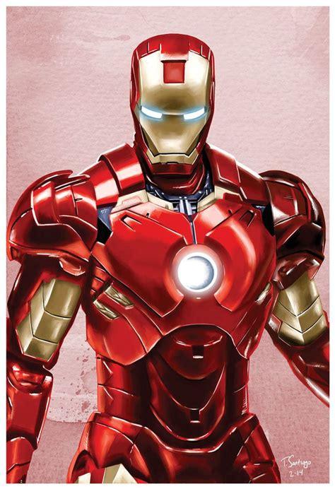 Best 25 Iron Man Fan Art Ideas On Pinterest Iron Man