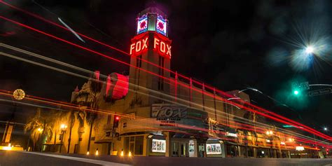 fox theater  bakersfields arts district