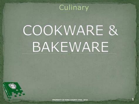 cookware bakeware ppt powerpoint presentation skip