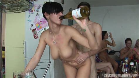 Regular Czech Teens Are Enjoying Alcohol And Hardcore Sex
