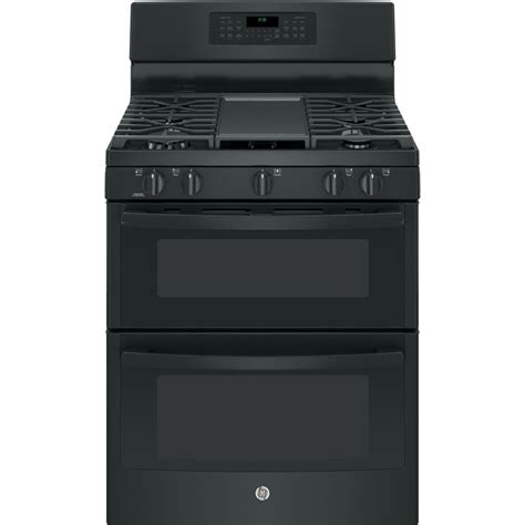 jgbdejbb ge   standing gas double oven
